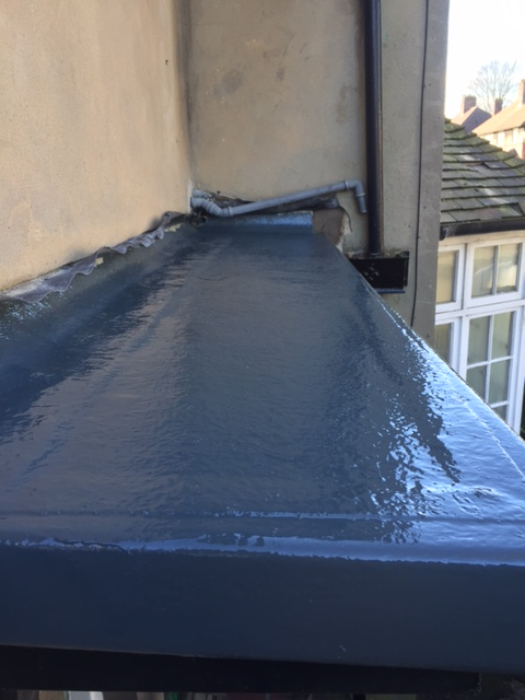 Fibre Glass Roofs Sheffield Accurate Roofing