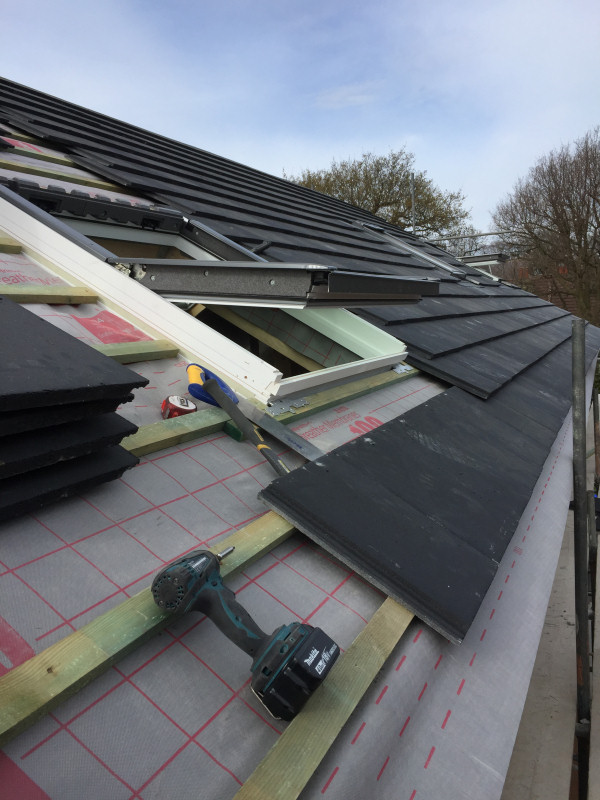 Velux Windows Sheffield Accurate Roofing